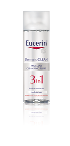 Eucerin DermatoCLEAN 3 in 1 Cleansing Fluid 200ml