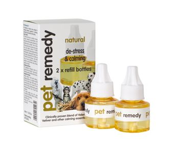 Pet Remedy Destress & Calm Refill 2 x 40 ml
