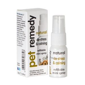 Pet Remedy Destress & Calm Spray 15 ml