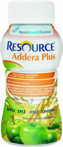 Resource Addera Plus Eple 4 x 200 ml