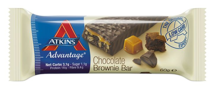 Atkins Advantage Chocolate Brownie 60 g