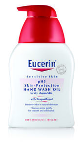 Eucerin pH5 Hand Wash Oil 250ml