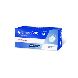 Granon Brusetab 600 mg