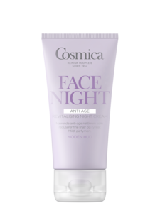 Cosmica Face Anti Age Revitalising Night Cream 50 ml