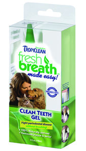Tropiclean Fresh Breath Teeth Gel 118 ml