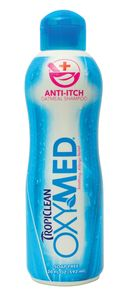 Tropiclean Oxymed Antiitch sjampo 592 ml