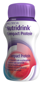 Nutridrink Compact Protein cool red 4 x 125 ml