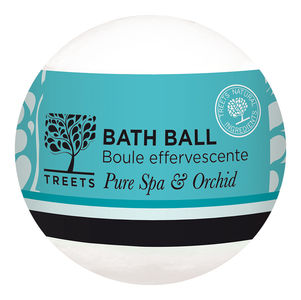 Treets Bath Ball Pure Spa & Orchid 180 g