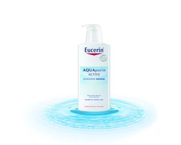 Eucerin AQUAporin Shower gel 400ml