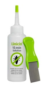 Linicin 15min solution mot lus 100ml