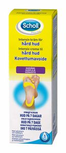 Scholl intensiv krem for hard hud 60ml
