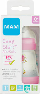MAM tåt easy anticolic pink160
