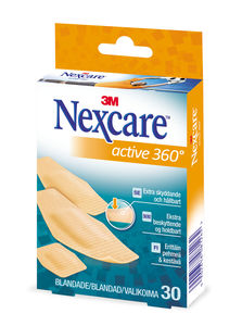 Nexcare Active 360 30 strips