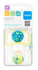 MAM Air 6m+ latex