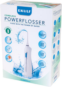 EKULF PowerFlosser Cordless