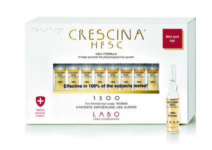 Crescina Re-Growth 1300 Woman  20 x 3.5 ml