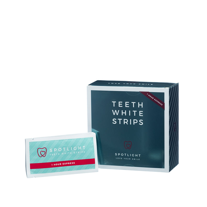 Spotlight Whitening Teeth Strips 28 stk