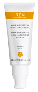 REN Wake Wonderful Nighttime Facial 40ml