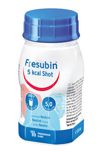 Fresubin 5 kcal Shot Nøytral 4X120ML