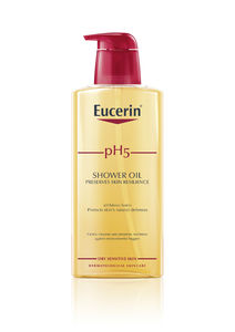 Eucerin pH5 Shower Oil Parfyme 400 ml