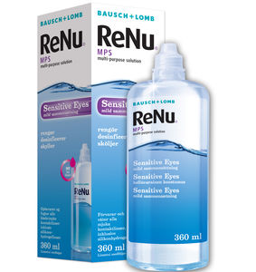 ReNu Multi Purpose Solution linsevæske 360ml