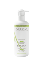 A-Derma Exomega Lotion med pumpe 400 ml
