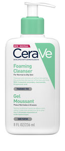 Cerave Foaming Cleanser 236 ml