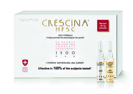 Crescina Complete Treatment 1300 Man 20 x 3,5 ml