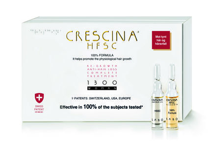 Crescina Complete Treatment 1300 Woman  20 x 3.5 ml