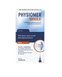 Physiomer Bihule 50 mg