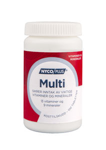 Nycoplus multi Tab 200 tabletter