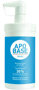 Apobase krem med dispenser 440 g