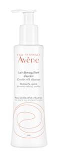 Avène Gentle milk cleanser 200ml