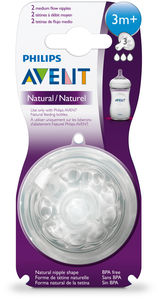 Philips Avent  flaskesmokk 3m+ Natural