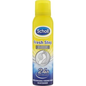 Scholl Fresh Step fotspray 150 ml