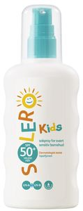 Solero kids spray spf50+ 200 ml