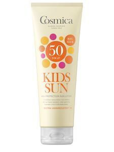 Cosmica High Protection Sun Lotion SPF 50 250 ml