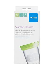 MAM Storage Solution, 120 ml