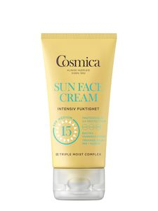 Cosmica Sun Face Cream SPF 15 NP 50 ml