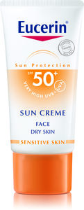 Eucerin Sun Face Cream SPF 50, 50ml