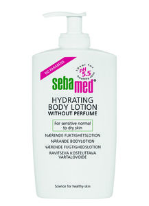 Sebamed Hydrating Bodylotion uten parfyme 400 ml