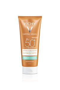 Vichy Capital Soleil Multi Protection Milk Beach SPF 50+ 200 ml