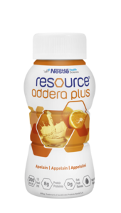 Resource Addera Plus Appelsin 4x200ml