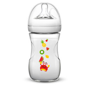 Philips Avent Natural tåteflaske 260 ml Krabbemotiv