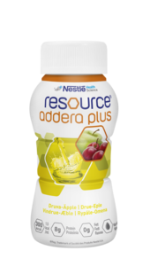 Resource Addera Plus Drue & Eple 4 x 200 ml