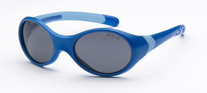 99671905a831 Kjøp Mokki solbriller 2-4 år Blå på nett