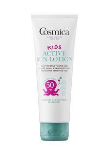 41e4456f Kjøp Cosmica Sun Kids Lotion SPF 50+ 125 ml på nett | Vitusapotek