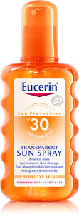 Eucerin Sun Transparent Spray SPF 30 200ml