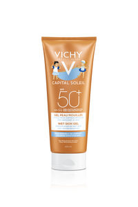 Vichy Capital Soleil Wet Skin Gel kid SPF 50+