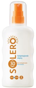 Solero spray spf30 200 ml